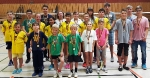 Bogensport-Badminton