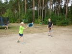 Sportjugendcamp Lychen-Dreisee 2016
